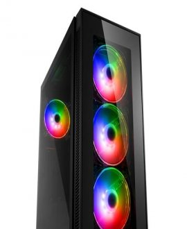 SHARKOON TG5-PRO-RGB KAS SHARKOON ATX MIDI TOWER RGB PRO